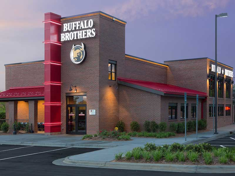 buffalo-brothers-garner-nc-restaurant-architecture-firm