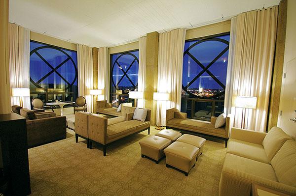 proximity-hotel-greensboro-executive-stay-suites-architecture